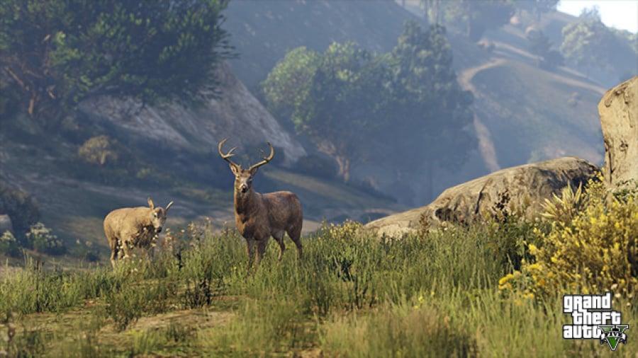 Grand Theft Auto V Review - Screenshot 1 of 5