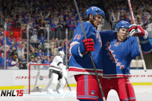NHL 15 Screenshot
