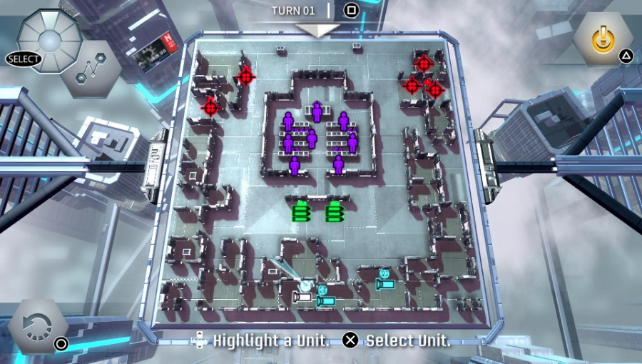 Frozen Synapse Prime Review - Screenshot 4 of 4
