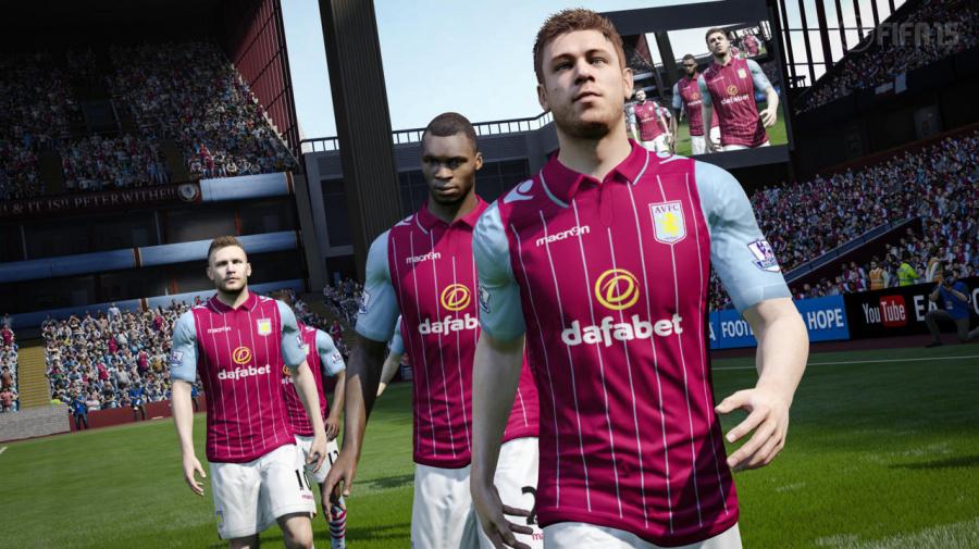 FIFA 15 Review - Screenshot 2 of 5
