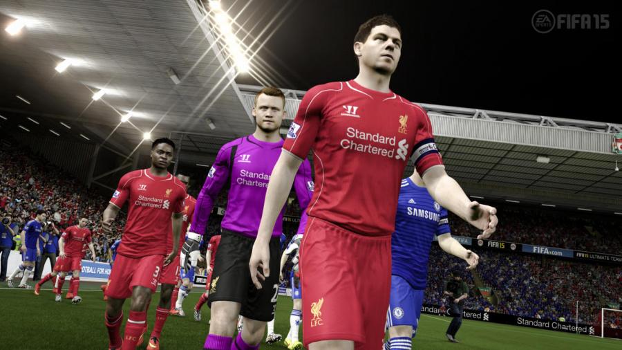 FIFA 15 Review - Screenshot 3 of 5