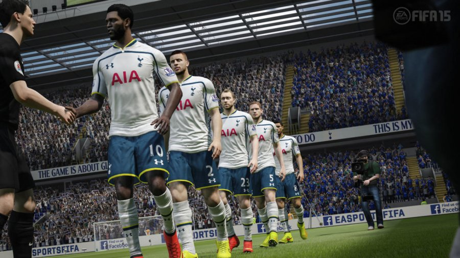 FIFA 15 Review - Screenshot 1 of 4