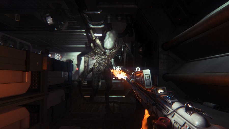 Alien: Isolation Review - Screenshot 2 of 5