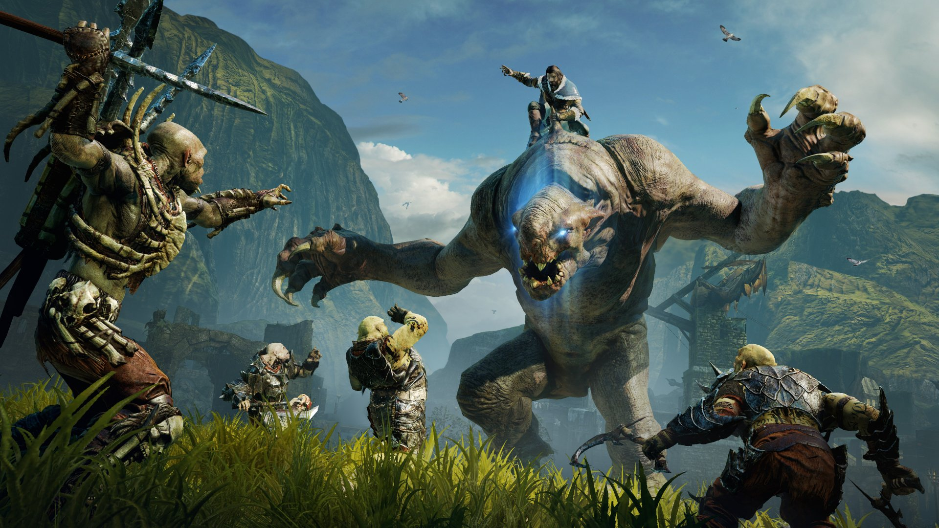Middle-earth: Shadow of Mordor Review (PS4) | Push Square on moria middle earth map, shadow of mordor middle earth wallpaper, shadow of mordor middle earth character skins, hobbit middle earth map, tolkien middle earth map, shadow of mordor middle earth xbox 360, shadow of mordor middle earth gollum, shadow of mordor middle earth review,