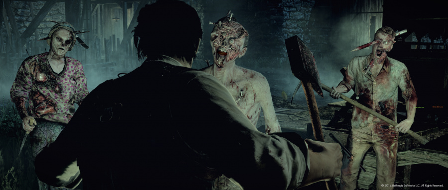 The Evil Within Review - Screenshot 2 of 5