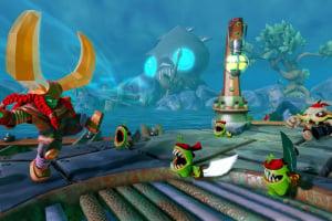 Skylanders: Trap Team Screenshot