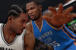 NBA 2K15 Screenshot