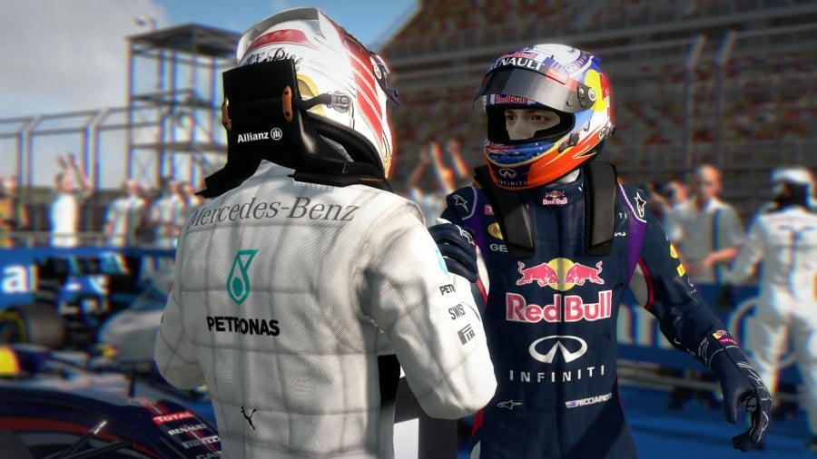 F1 2014 Review - Screenshot 1 of 5