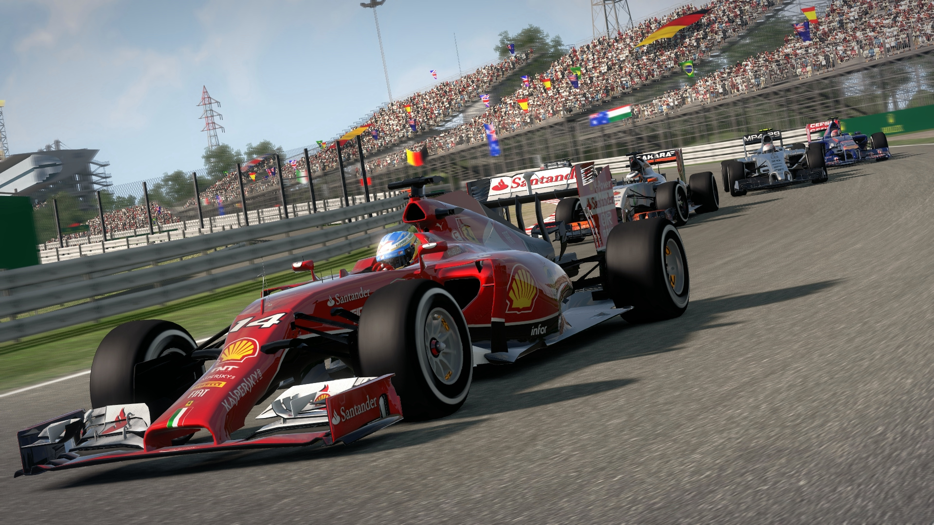 F1 2014 Review (PS3) | Push Square