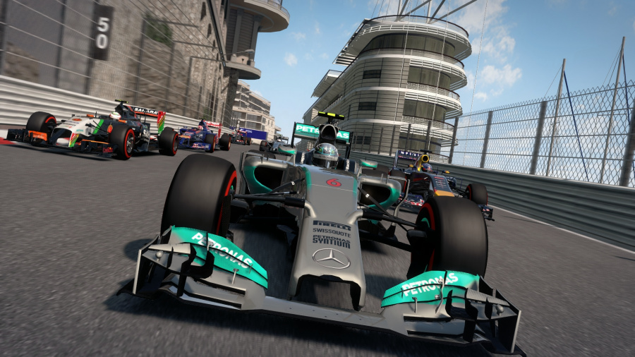 F1 2014 Review - Screenshot 3 of 5