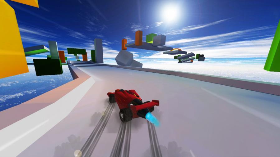 Jet Car Stunts Review - Screenshot 1 of 2