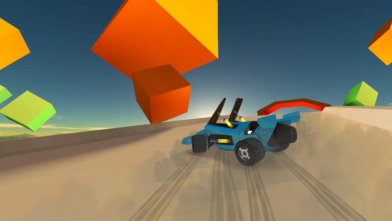Jet car stunts ps vita playstation vita news reviews for Jet cars review