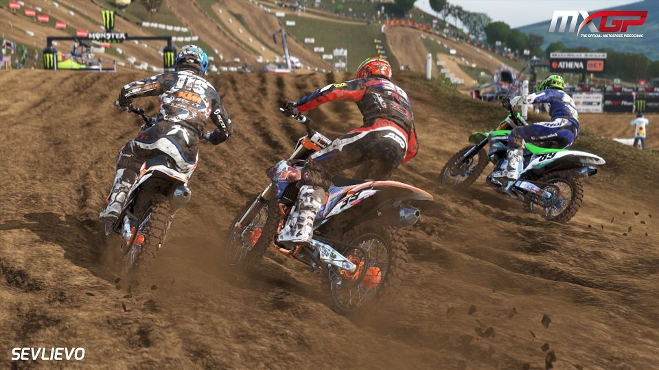MXGP: The Official Motocross Game (PS4 / PlayStation 4) News, Reviews, Trailer & Screenshots