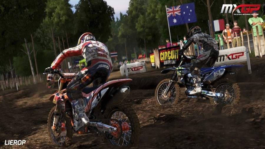mxgp the official motocross game ps4 playstation 4 screenshots. Black Bedroom Furniture Sets. Home Design Ideas