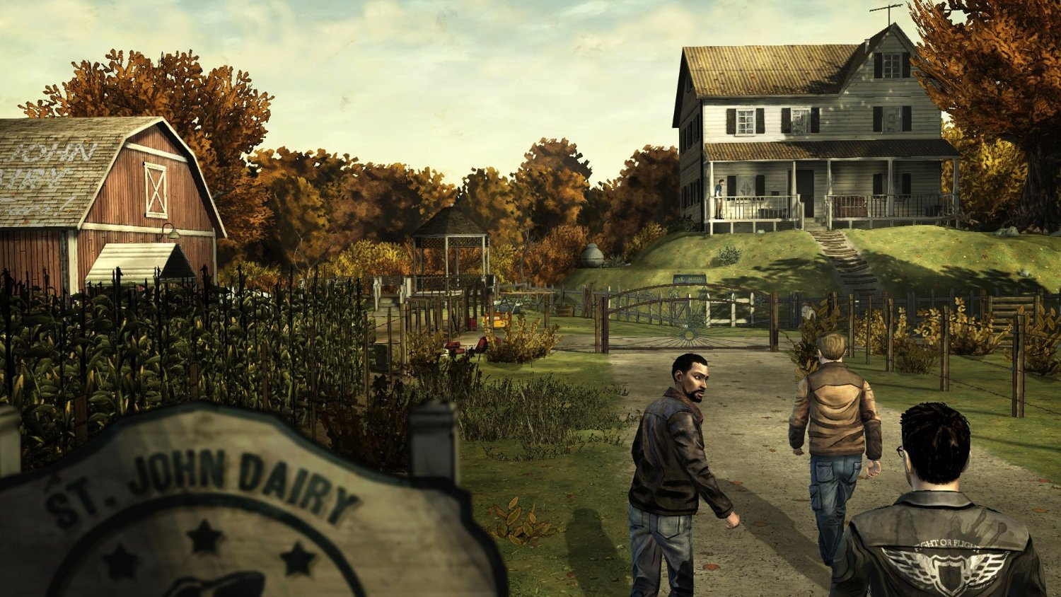 the walking dead a telltale games series the complete. Black Bedroom Furniture Sets. Home Design Ideas