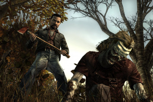 The Walking Dead: A Telltale Games Series - The Complete First Season Screenshot