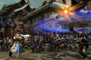Samurai Warriors 4 Screenshot