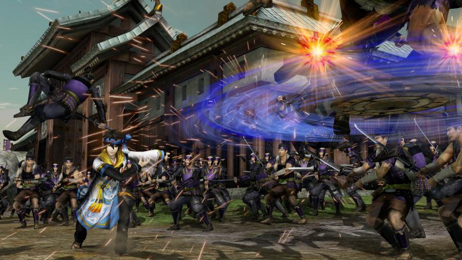 Samurai Warriors 4 Review - Screenshot 1 of 7