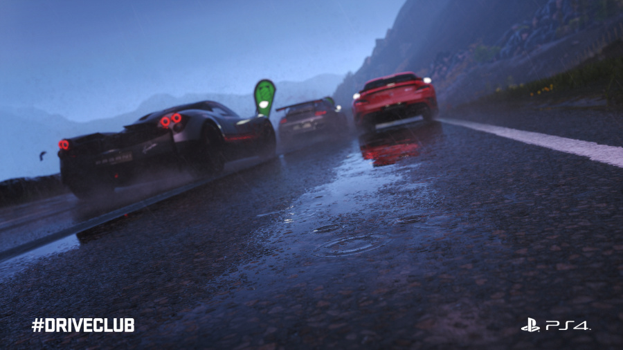 DriveClub Review - Screenshot 1 of 5