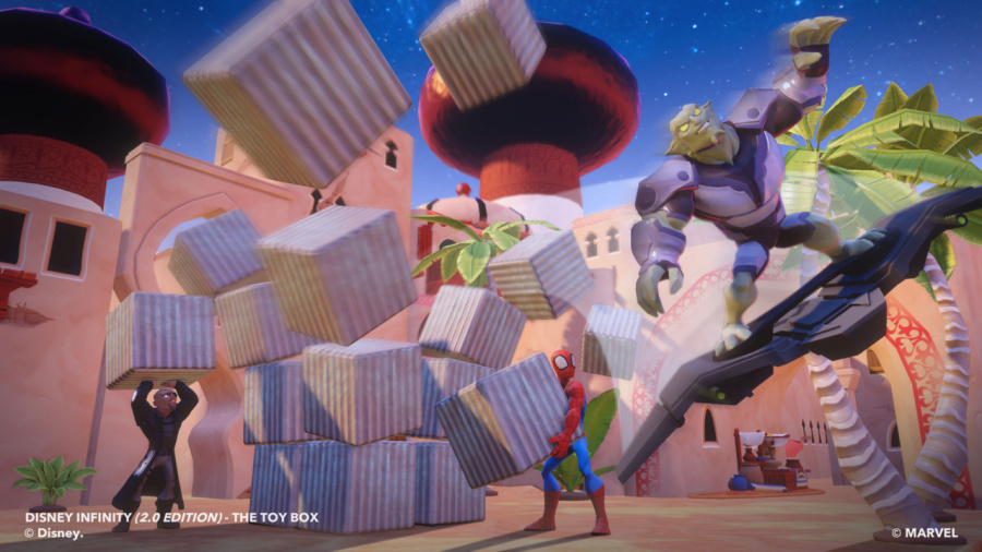 Disney Infinity: Marvel Super Heroes - 2.0 Edition Review - Screenshot 4 of 4