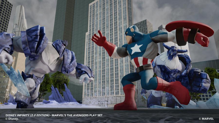 Disney Infinity: Marvel Super Heroes - 2.0 Edition Review - Screenshot 3 of 4