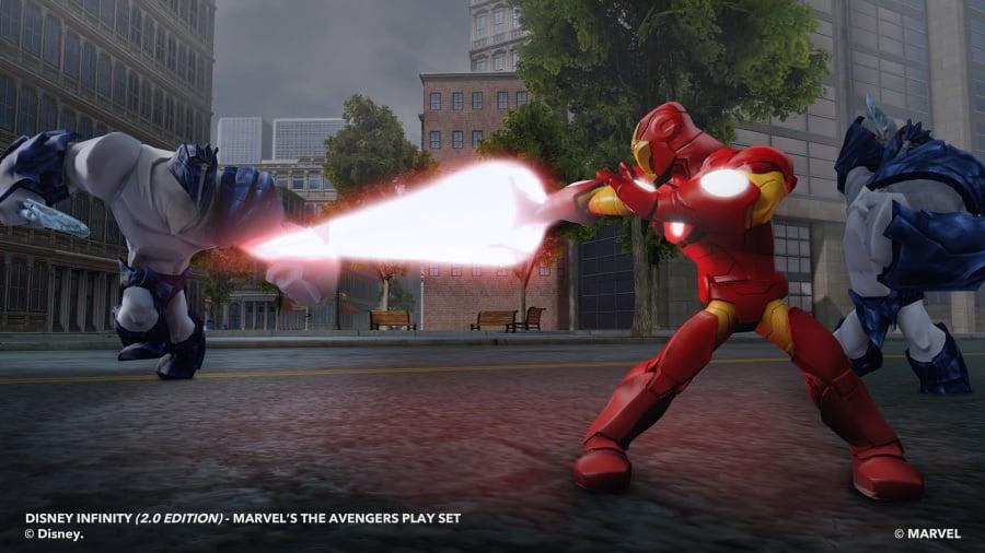 Disney Infinity: Marvel Super Heroes - 2.0 Edition Review - Screenshot 4 of 5