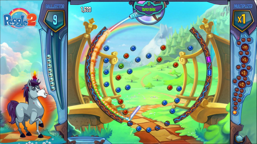 Peggle 2 Review - Screenshot 2 of 3