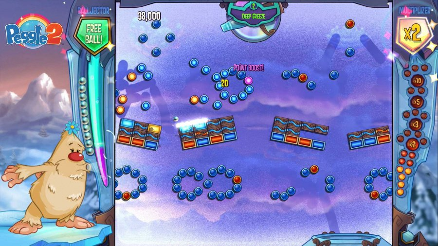 Peggle 2 Review - Screenshot 3 of 3