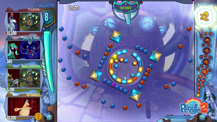 Peggle 2 Review - Screenshot 1 of 3