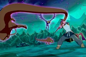 The Legend of Korra Screenshot