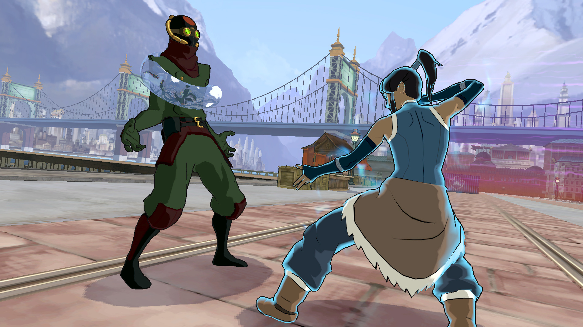 The Legend of Korra FULL GAME Movie Longplay (PS3, PS4, X360)