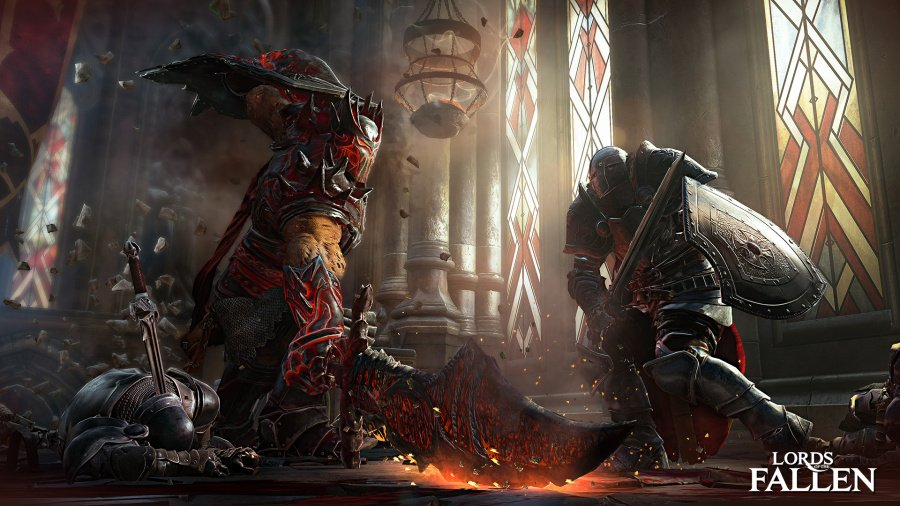 Lords of the Fallen Review - Screenshot 1 of 4