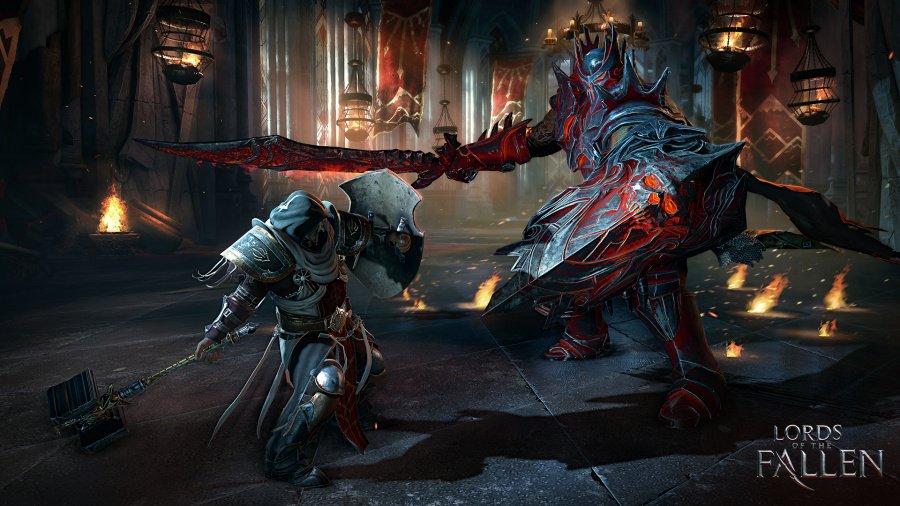Lords of the Fallen Review - Screenshot 2 of 4
