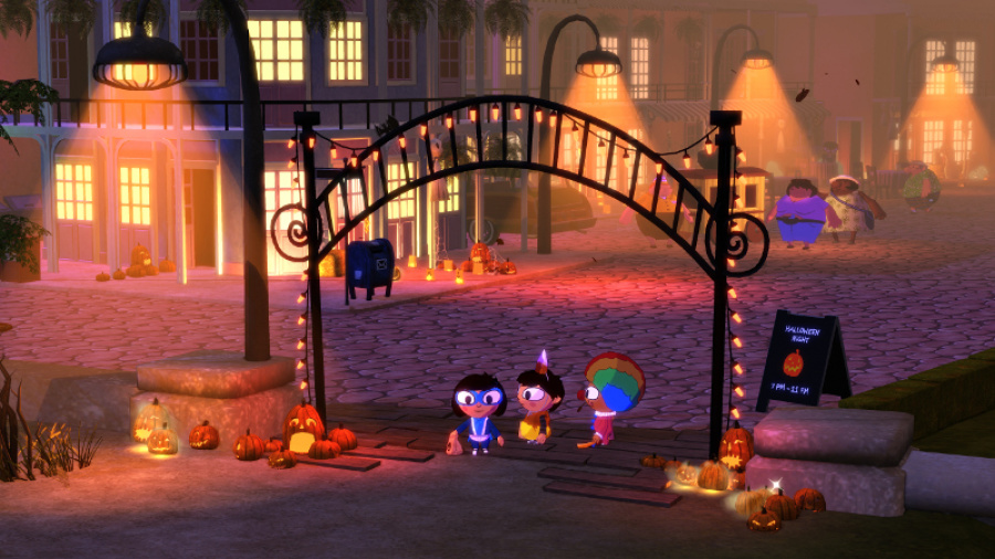 Costume Quest 2 Review - Screenshot 1 of 2