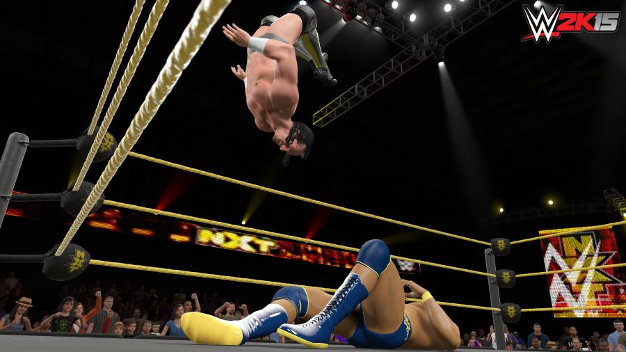 WWE 2K15 Review - Screenshot 4 of 5