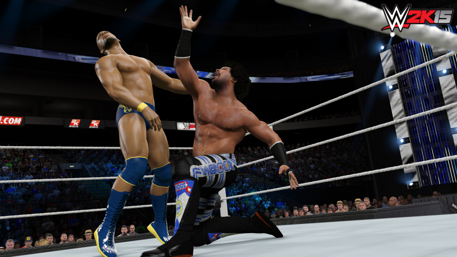 WWE 2K15 Review - Screenshot 1 of 5