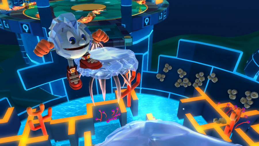 Pac-Man and the Ghostly Adventures 2 Review - Screenshot 1 of 3