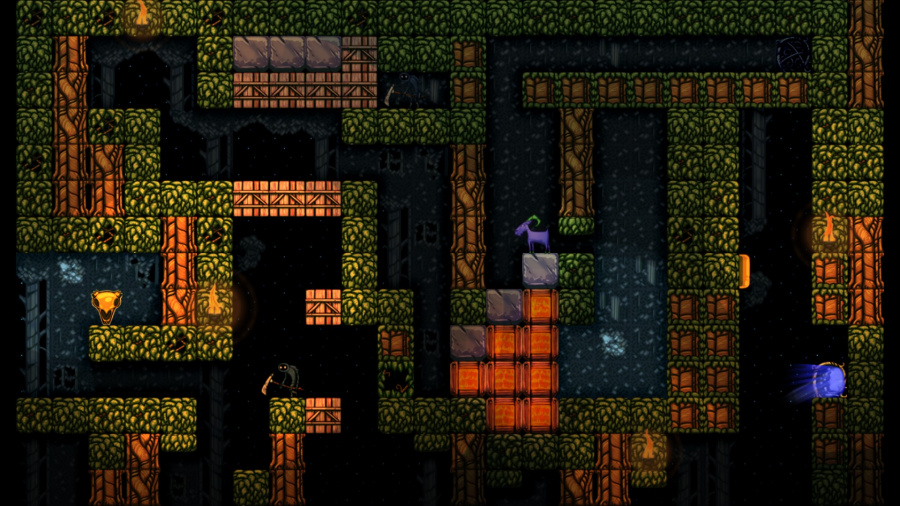 Escape Goat 2 Review - Screenshot 1 of 4