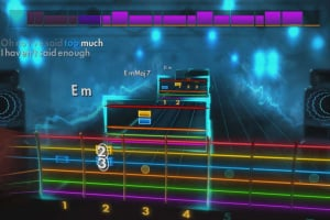 Rocksmith 2014 Edition Screenshot