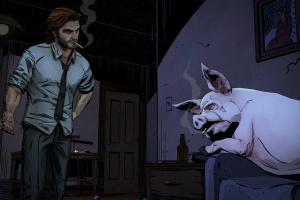 The Wolf Among Us - A Telltale Games Series Screenshot