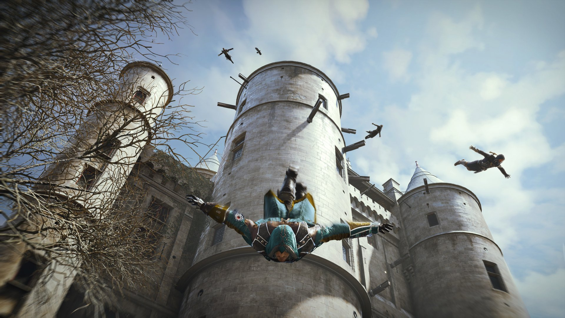 Ubisoft Locks Assassin's Creed Unity's PS4 Resolution to ...