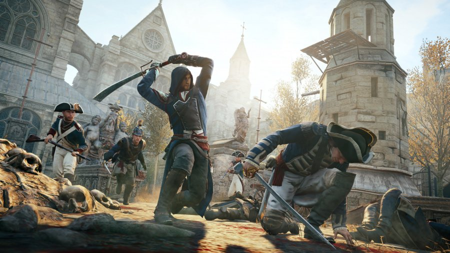Assassin's Creed Unity Review - Screenshot 2 of 8