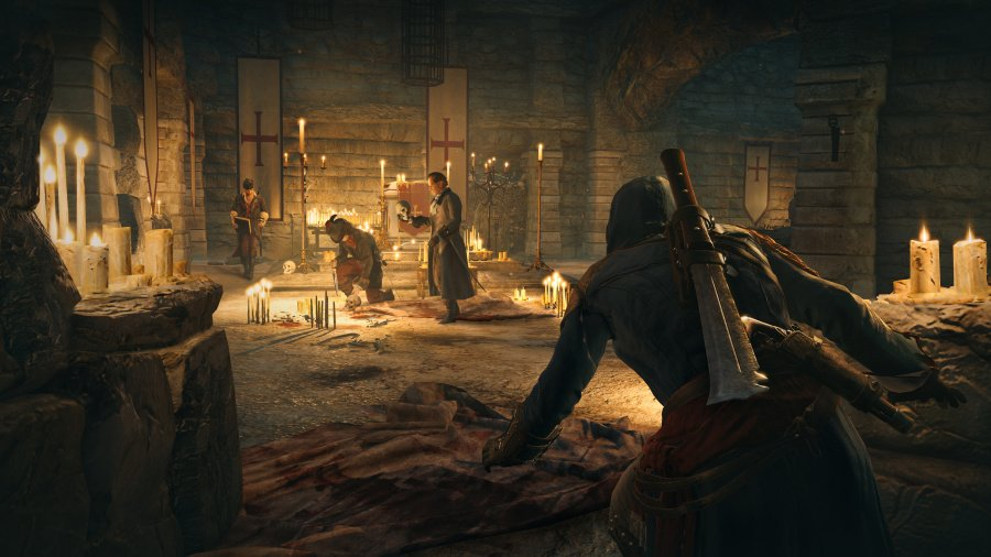 Assassin's Creed Unity Review - Screenshot 3 of 8