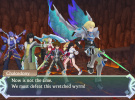 Tales of Hearts R Screenshot