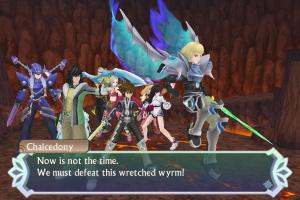 Tales of Hearts R Screenshot