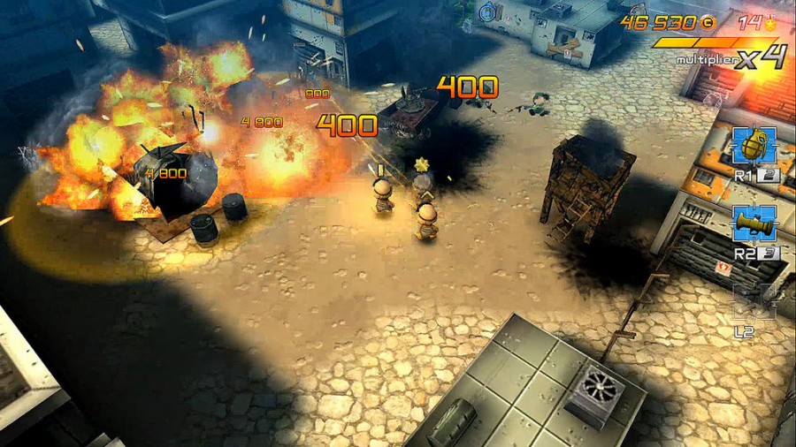 Tiny Troopers: Joint Ops Review - Screenshot 1 of 3