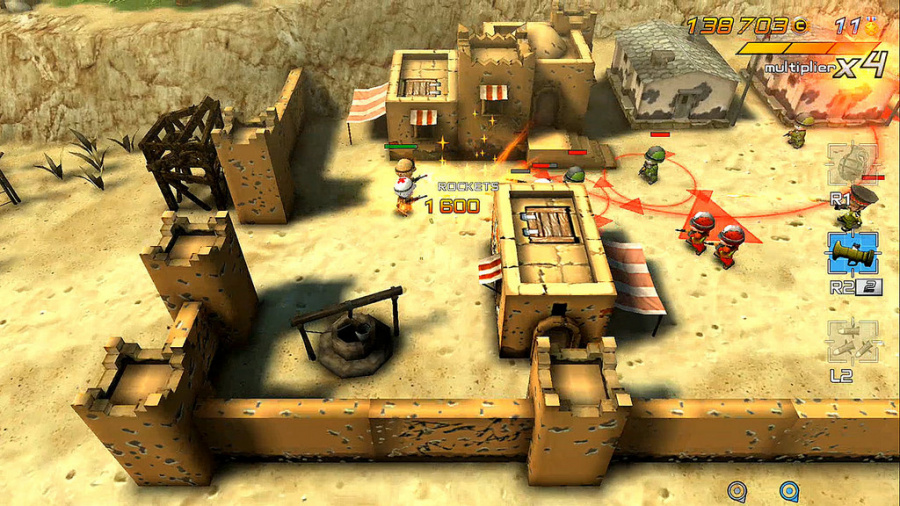 Tiny Troopers: Joint Ops Review - Screenshot 2 of 3