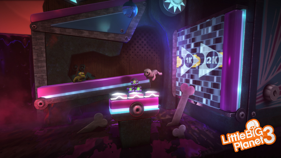 LittleBigPlanet 3 Review - Screenshot 3 of 6
