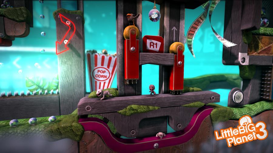 LittleBigPlanet 3 Review - Screenshot 1 of 6