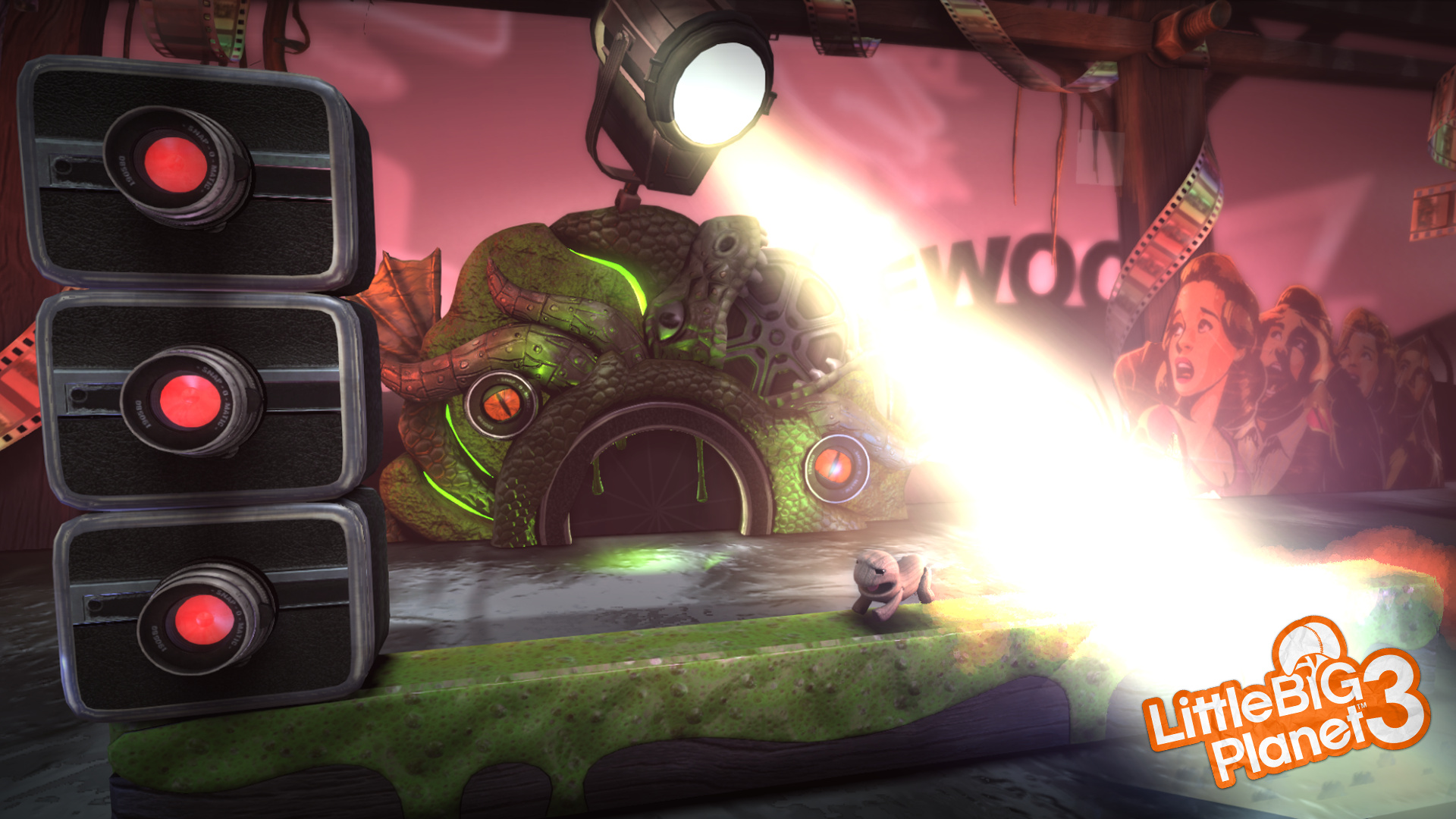Littlebigplanet 3 Ps3 Playstation 3 Game Profile